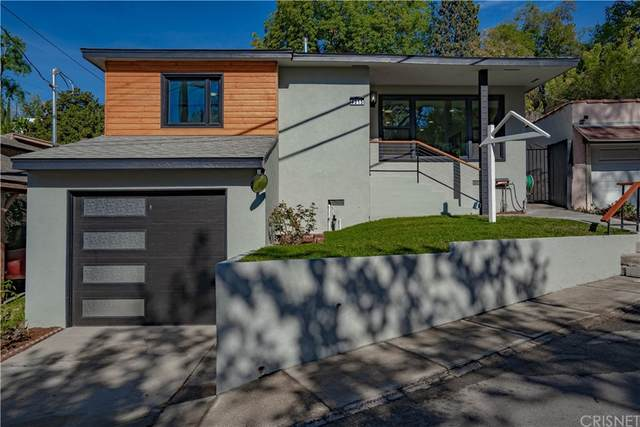 4315 Yosemite Way, Los Angeles (City), CA 90065 (MLS #SR21233178) :: ERA CARLILE Realty Group