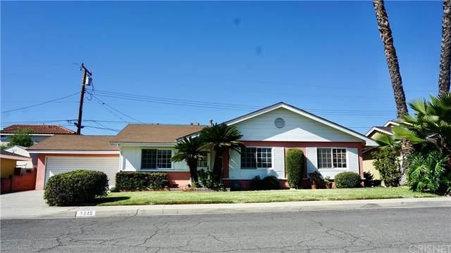 5549 Harker Avenue, Temple City, CA 91780 (#SR21232390) :: Zutila, Inc.