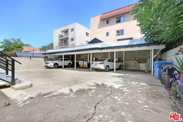 2629 San Marino Street, Los Angeles (City), CA 90006 (#21797924) :: Realty ONE Group Empire