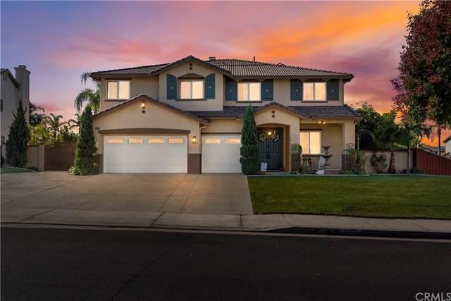 19205 Buckboard Lane, Riverside, CA 92508 (#IV21233400) :: American Real Estate List & Sell