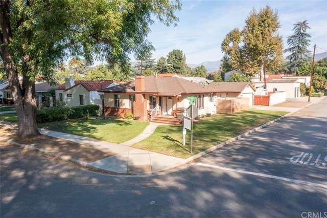 2581 2nd Street, La Verne, CA 91750 (#CV21232870) :: RE/MAX Empire Properties