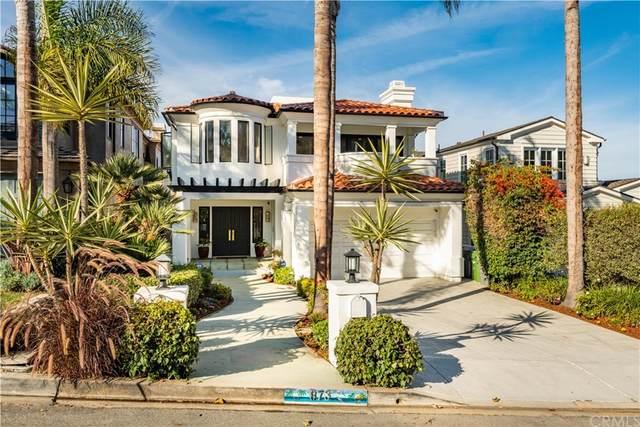 873 8th Street, Manhattan Beach, CA 90266 (#SB21231790) :: Compass