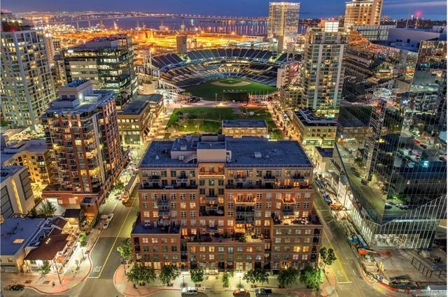877 Island Ave #412, San Diego, CA 92101 (#210029508) :: RE/MAX Empire Properties
