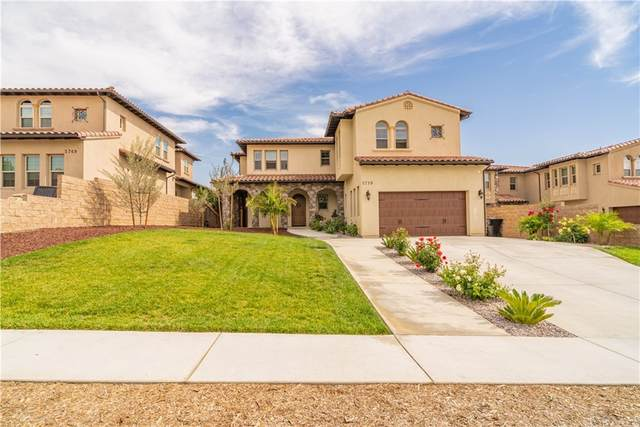 5759 Winchester Court, Rancho Cucamonga, CA 91737 (#CV21233705) :: The Kohler Group