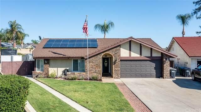 1048 Ronda Circle, La Verne, CA 91750 (#CV21231995) :: RE/MAX Empire Properties