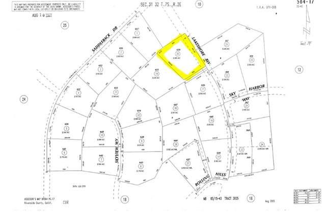 658 Lakeshore, Aguanga, CA 92536 (#SW21233734) :: Robyn Icenhower & Associates
