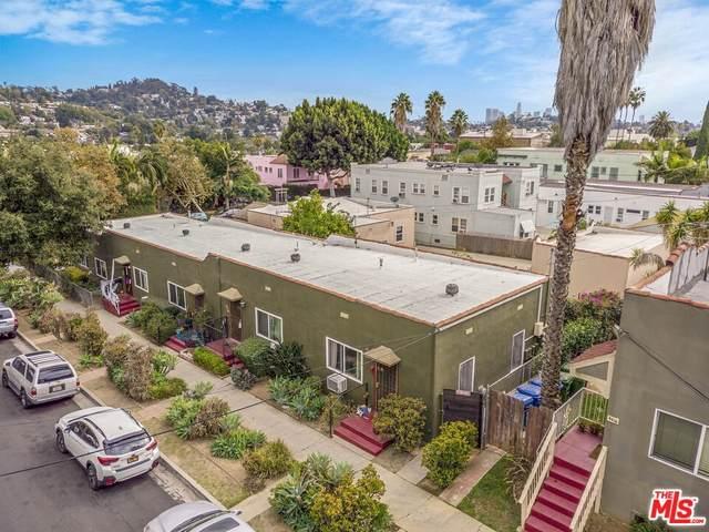 4404 Clayton Avenue, Los Angeles (City), CA 90027 (#21795140) :: Mainstreet Realtors®