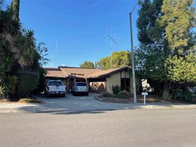 349 N Palo Cedro Drive, Diamond Bar, CA 91765 (#CV21233420) :: Compass