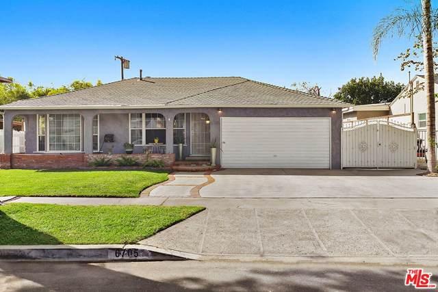 6705 Ruffner Avenue, Lake Balboa, CA 91406 (#21798030) :: Compass