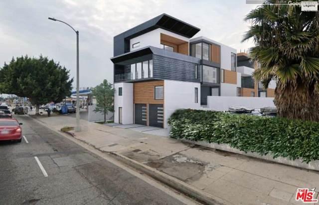 3321 W Florence Avenue, Los Angeles (City), CA 90043 (#21798258) :: Zutila, Inc.