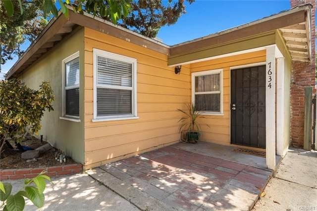 7634 Milwood Avenue, Canoga Park, CA 91304 (#SR21233851) :: Compass