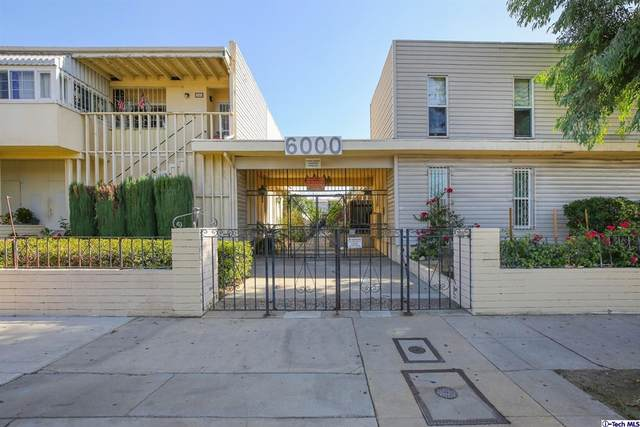 6000 Coldwater Canyon Avenue #4, North Hollywood, CA 91606 (#320008049) :: RE/MAX Empire Properties