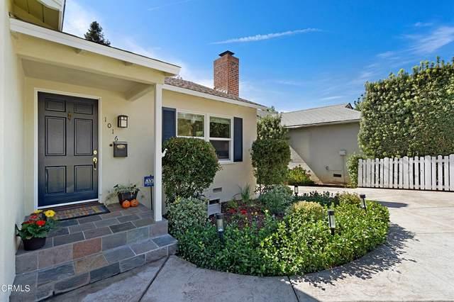 1016 Beverly Way, Altadena, CA 91001 (#P1-7190) :: Robyn Icenhower & Associates