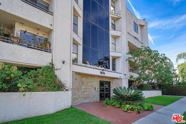 1815 Butler Avenue #114, Los Angeles (City), CA 90025 (#21797640) :: Team Tami