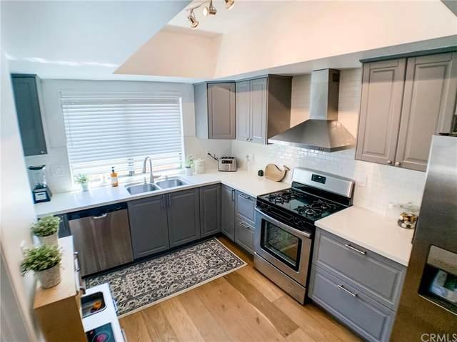5340 Wilkinson Avenue #7, Valley Village, CA 91607 (#OC21234381) :: RE/MAX Empire Properties