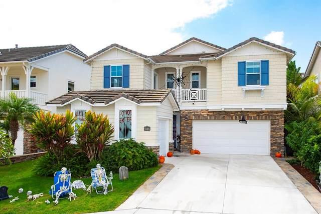 5145 Steinbeck Court, Carlsbad, CA 92008 (#NDP2112044) :: RE/MAX Empire Properties