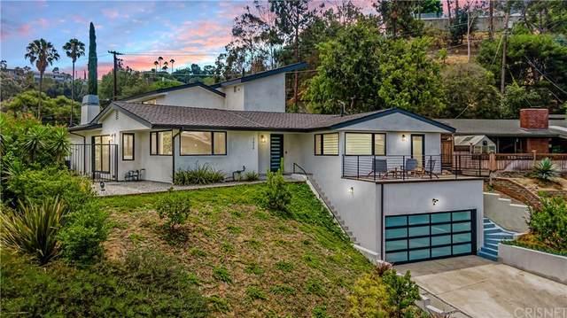 3658 Willowcrest Avenue, Studio City, CA 91604 (#SR21234686) :: RE/MAX Empire Properties