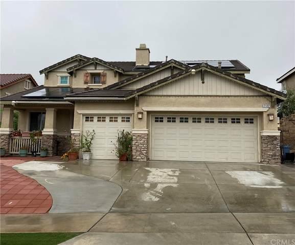 7122 Providence Way, Fontana, CA 92336 (#EV21235183) :: Blake Cory Home Selling Team