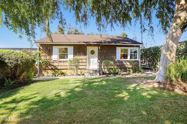 1363 N Grand Oaks Avenue, Pasadena, CA 91104 (#P1-7204) :: RE/MAX Empire Properties
