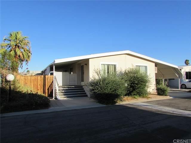 14777 Palm Drive #157, Desert Hot Springs, CA 92240 (#SR21235383) :: Mint Real Estate