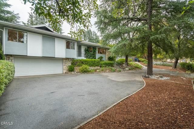931 Vista Del Valle Road, La Canada Flintridge, CA 91011 (#P1-7214) :: Compass