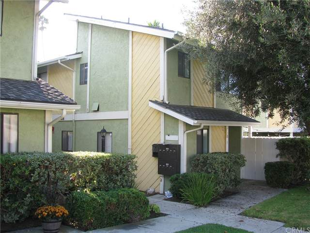627 N Guadalupe Avenue #2, Redondo Beach, CA 90277 (#SB21235011) :: Compass