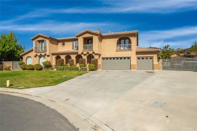 13845 Comanche Court, Yucaipa, CA 92399 (#EV21234202) :: RE/MAX Empire Properties