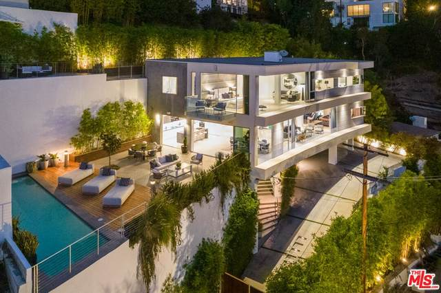 8613 W Hollywood Boulevard, Los Angeles (City), CA 90069 (#21795218) :: Mint Real Estate