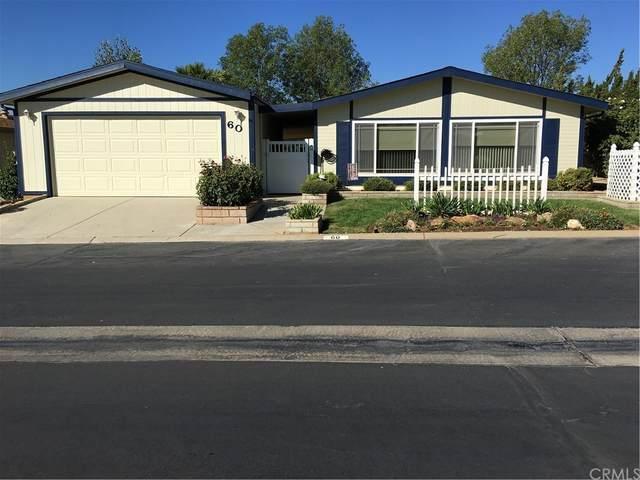 10961 Desert Lawn Drive #60, Calimesa, CA 92320 (#PW21235310) :: Compass