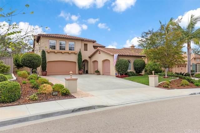 6355 Paseo Cerro, Carlsbad, CA 92009 (#OC21236017) :: RE/MAX Empire Properties