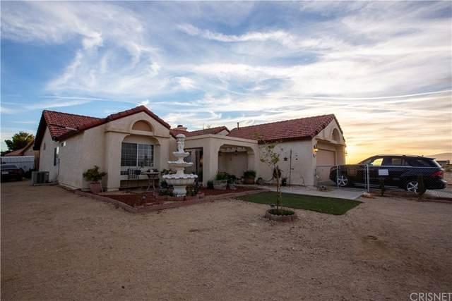 6948 Walpole Avenue, California City, CA 93505 (#SR21236065) :: Better Living SoCal