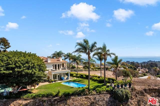 6045 Galahad Road, Malibu, CA 90265 (#21798346) :: Mint Real Estate