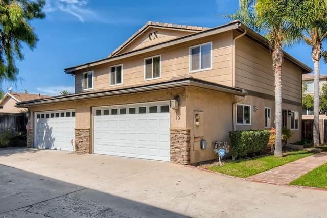 8980 Lamar Street #10, Spring Valley, CA 91977 (#NDP2112114) :: Zutila, Inc.