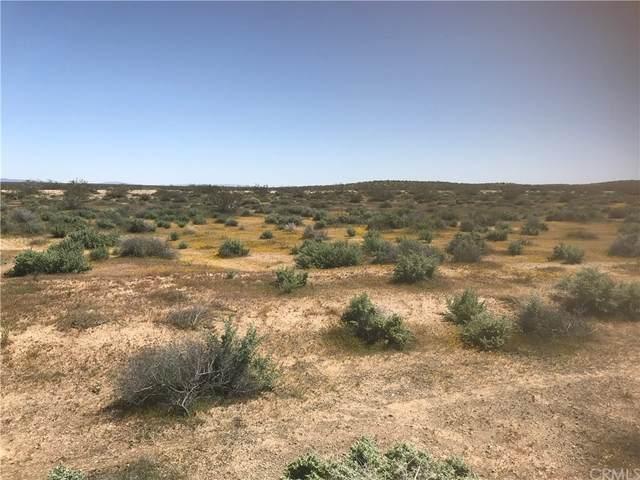 0 Delmont Avenue, Kramer Junction, CA 93516 (#IV20112522) :: Jett Real Estate Group