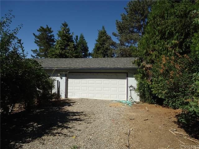 1101 Snowline Drive, Frazier Park, CA 93225 (#SR21099041) :: Steele Canyon Realty