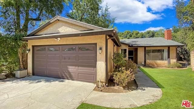 4615 Orange Knoll Avenue, La Canada Flintridge, CA 91011 (#21744750) :: Robyn Icenhower & Associates