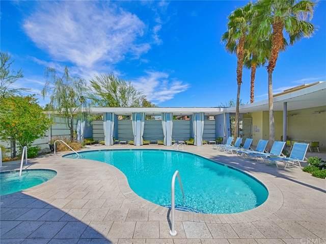 960 E Palm Canyon Drive #102, Palm Springs, CA 92264 (#NP21143440) :: Doherty Real Estate Group