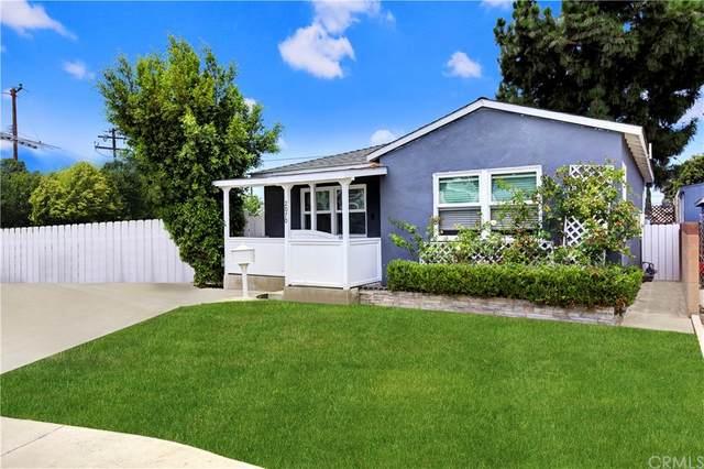 2070 Lomita Park Place, Lomita, CA 90717 (#OC21138878) :: Frank Kenny Real Estate Team