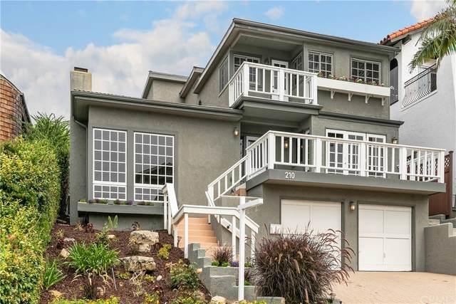 210 W Avenida Gaviota, San Clemente, CA 92672 (#OC21149597) :: Robyn Icenhower & Associates