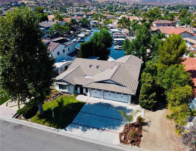 23831 Fair Weather Drive, Canyon Lake, CA 92587 (#SW21150855) :: Realty ONE Group Empire