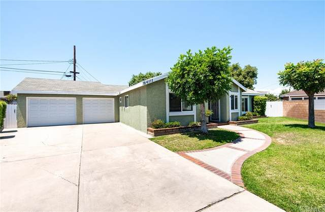 8401 Comolette Street, Downey, CA 90242 (#DW21150262) :: Legacy 15 Real Estate Brokers