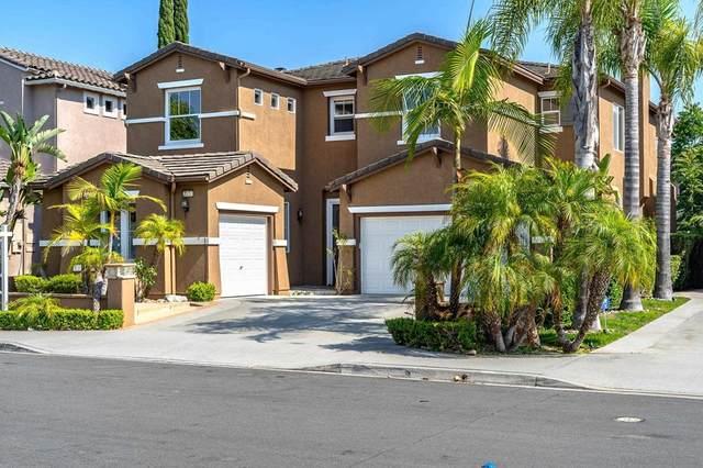 7133 Arroyo Grande Rd, San Diego, CA 92129 (#210020045) :: Latrice Deluna Homes