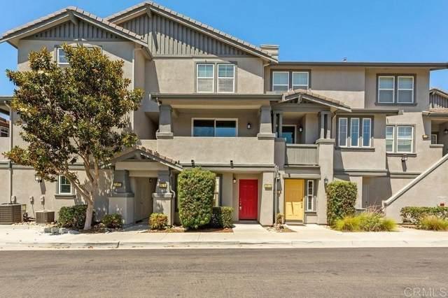 16911 Bixby Street #38, San Diego, CA 92127 (#NDP2108306) :: Zutila, Inc.