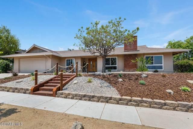 1093 Drexel Circle, Thousand Oaks, CA 91360 (#221003910) :: Doherty Real Estate Group