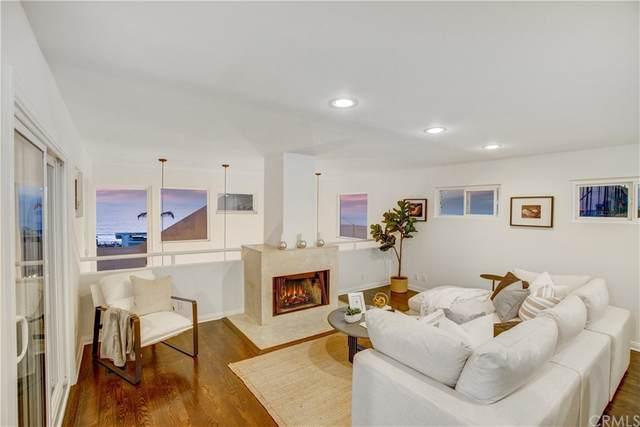 3207 Crest Drive, Manhattan Beach, CA 90266 (#PW21156135) :: Jett Real Estate Group