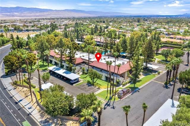 2860 N Los Felices Road #205, Palm Springs, CA 92262 (#CV21146287) :: RE/MAX Empire Properties