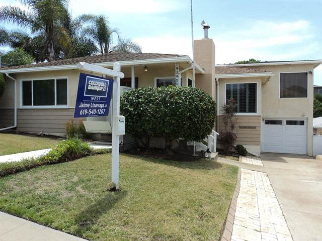 4341 Piedmont Drive, San Diego, CA 92107 (#PTP2105027) :: Cochren Realty Team | KW the Lakes