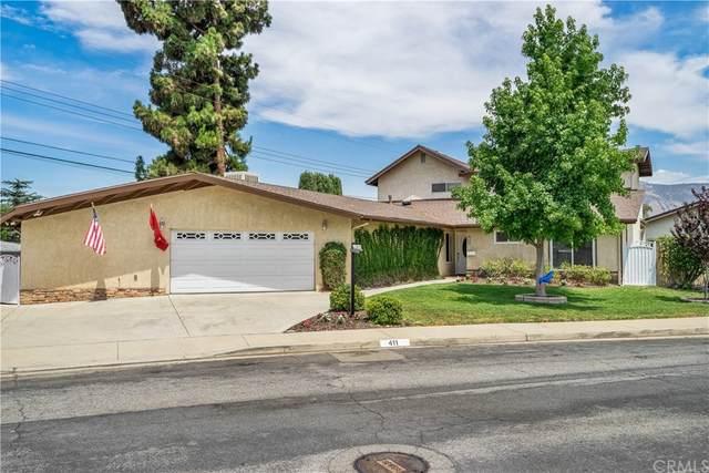 411 Fordland Avenue, La Verne, CA 91750 (#CV21144881) :: The Kohler Group