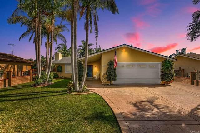 260 W Indian Rock Road, Vista, CA 92083 (#NDP2108424) :: Latrice Deluna Homes