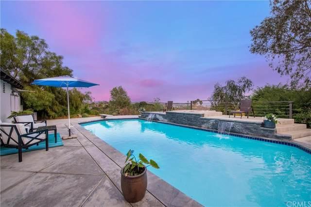 455 Glencrest Drive, Solana Beach, CA 92075 (#SW21158530) :: Robyn Icenhower & Associates